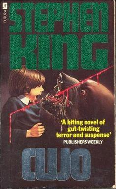 CUJO - Stephen King - 1982