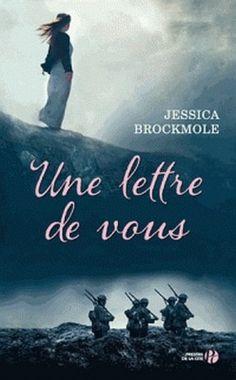 Découvrez Une lettre de vous, de Jessica Brockmole sur Booknode, la communauté du livre