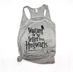Hogwarts Letter Adult Shirt