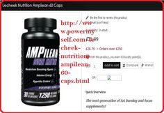 AMPilean is the latest supplement with the newest fat burning technology. Fat Burning, Health Fitness, Nutrition, Technology, Feelings, Tech, Tecnologia, Fitness, Health And Fitness