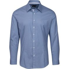 William  ||  William - Blue Print Slim Fit SportShirt Choose William for an unsuspecting statement that won't go unnoticed, for long. Thefine print detail will capture int https://www.mymallmetro.com/products/william-1
