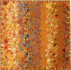 Diagonal Bricks Quilt - Kaffe Fassett's Quilt Grandeur