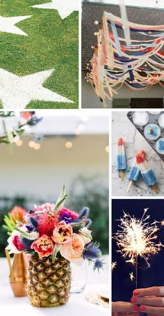 the HUNTED INTERIOR: Fourth of July Ideas