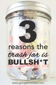 I wonder, how much money have I really saved since going zero waste? I don't buy a lot of stuff anymore. I don't buy anything that eventually winds up in the garbage; essentially I've stopped paying for trash. (I found this article from the onion to be hilarious!) But, how much money does