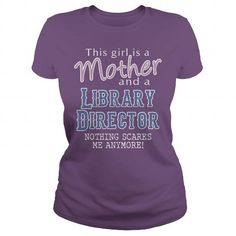 Awesome Tee For Library Director T Shirts, Hoodies. Get it now ==► https://www.sunfrog.com/LifeStyle/Awesome-Tee-For-Library-Director-102854698-Purple-Ladies.html?57074 $22.99