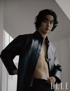 jdy jang dong yoon for elle korea New Actors, Actors Male, Asian Actors, Korean Actors, Actors & Actresses, Pretty Boys, How To Look Pretty, Pop Photos, Boy Pictures