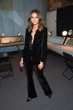 Zendaya à la Fashion Week de New York