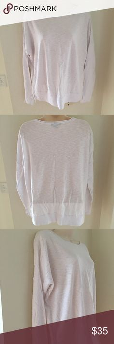 Vince Cotton Sweater/Pullover, Size S - Pre-owned, but in excellent condition  - Size S - 100% cotton Vince Sweaters Crew & Scoop Necks
