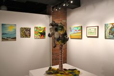 """""""Nature""""; for the 2013 SPARK! Festival, Studio C explores nature-inspired artworks by Calgary and area artists with disabilities. #sparkfestival #disabilityart"""