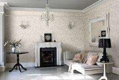 Salones de estilo Ecléctico de Prestigious Textiles