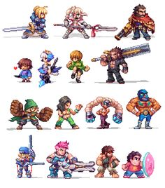 All new sets of Card Gallery sprites after 6 years!