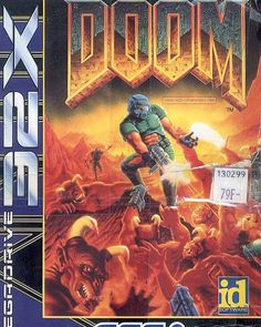 By josearflo: Mi primer DOOM en 1994. My first doom in 1994. #doom#DoomAniversary #doomsday   #id  #idsoftware #bethesda  #bethesdastudios #bethesdasoftworks #sega  #segagenesis  #segamegadrive  #genesis  #megadrive  #games #videogames #videojuegos #videojocs. #segagenesis #segamegadrive #microhobbit