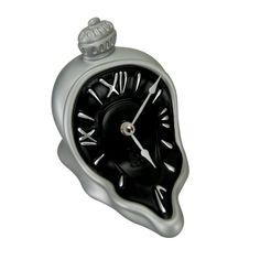 melting clock, surreal objects www.antartidee.it