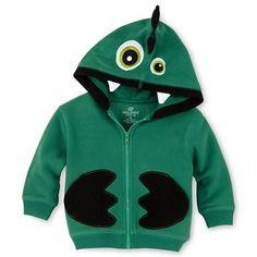 Monster hoodie!