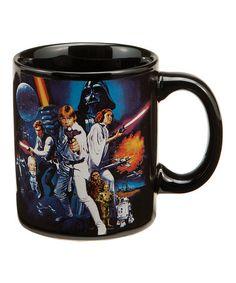 Another great find on #zulily! Star Wars 12-Oz. Ceramic Mug by Star Wars #zulilyfinds
