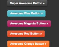 Great CSS button tutorials.  Nice and clean.