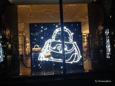 Harrods Display 2013  Big Bags display #RinnieRin #Gucci