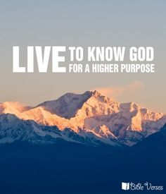 bible quotes     finding purpose is one of the most rewarding things there is, especially when it is found in Christ!