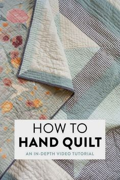 100 Brilliant Projects to Upcycle Leftover Fabric Scraps - Enterson Quilting For Beginners, Sewing Projects For Beginners, Quilting Tips, Quilting Tutorials, Quilting Projects, Sewing Tutorials, Beginner Quilting, Crazy Quilt Tutorials, Hand Quilting Patterns