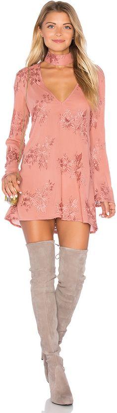FLYNN SKYE Memphis Mini Dress