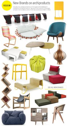 New Brands on #archiproducts #design #news