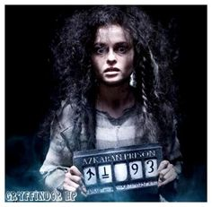 Bellatrix Lestrange Azkaban number