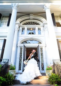 Allure Couture Style C171 - Wedding Photography: Kristen Conte