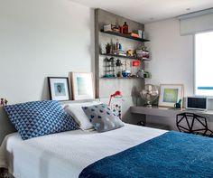Você já sonhou em ter um quarto de revista? Confira esta seleção de 40 ambientes de sonho que estamparam as páginas da revista CASA CLAUDIA