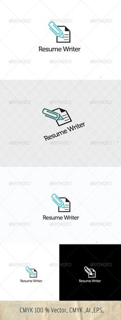 Resume Writer — Photoshop PSD #flower #idea • Available here → https://graphicriver.net/item/resume-writer/5558534?ref=pxcr