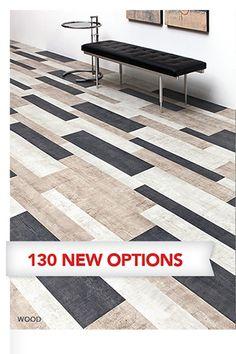 Tandus Centiva LVT Wood Options