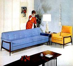 Living Room (1962) | Flickr - Photo Sharing!