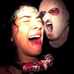 McKamey Manor Halloween Show - 11/1/2014 Hollz n Rorschach It's All About Me http://itsallaboutmeeee.com