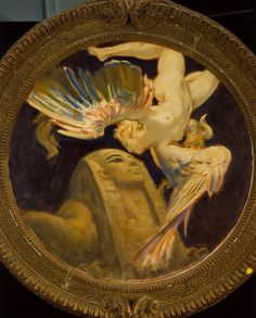 Sphinx and Chimaera by John Singer Sargent