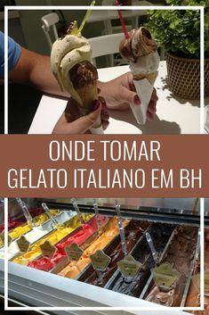 Onde tomar gelato italiano em Belo Horizonte, BH, gelateria, sorvete Itália, Mi Garba, Lullo Gelato, onde comer em BH, Minas Gerais, MG