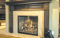 Erb's Stove Center Gives a Warm Family Feeling Amish Country, Hearth, Stove, Ohio, Outdoor Furniture, Warm, Feelings, Blog, Home Decor
