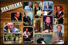From Twitter: @MerleFest    Can anyone say BanjoRama? Yeah, we got that. Only at @MerleFest 2014. You do NOT want to miss this one y'all.