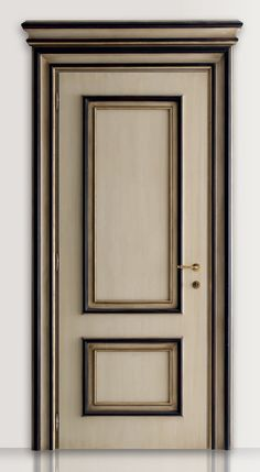 pietralta qq ivory and black painted door pietralta classic wood interior doors - June 22 2019 at Door Design Interior, Main Door Design, Wooden Door Design, Interior Barn Doors, Luxury Interior, Classic Interior, Classic Shutters, Classic Doors, Classic Window