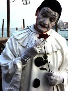 Pierrot Venice 2012 by TaniaAV