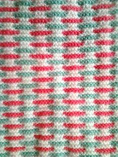 This Pin was discovered by Seh Slip Stitch Knitting, Knitting Charts, Lace Knitting, Knitting Stitches, Knitting Patterns Free, Stitch Patterns, Crochet Patterns, Learn To Crochet, Knit Crochet