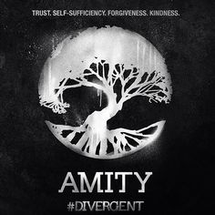 Amity faction symbol from the 'Divergent' film