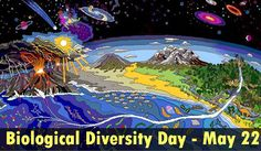 World Biological Diversity Day – May 22