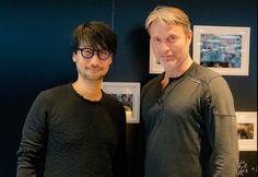 Death Stranding - Mads Mikkelsen visita o estúdio de Kojima e levanta novos rumores! - Legião dos Heróis