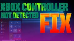If your Xbox 360 wireless controller won't be recognised or isn't detected by Windows 10, I will show you a quick and easy fix to this issue. This fix will r...