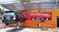 Indonesian Performance : Car Wash Hingga Under Body Coating #info #BosMobil