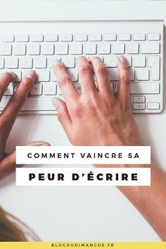 Vous souhaiteriez vous lancer dans l'écriture, publier des articles ou des billets de blog mais ne savez pas comment vous débloquer ? Ce billet pourrait vous être utile !