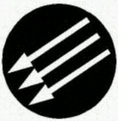 Anti-fascist symbol.