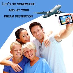 Let's go somewhere with #Flyadvice and hit your dream destination