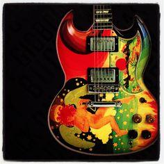 Gibson SG Fool Eric Clapton - Cream era