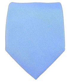 GrosGrain Solid - Carolina Blue | The Tie Bar