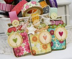 http://lilybeanpaperie.typepad.com/lilybeans_paperie/2012/07/attn-washi-tape-addicts.html#    Friendship Jar and Flower Fusion #7